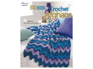 books & patterns: Annie's Big Book of Crochet Afghans Book