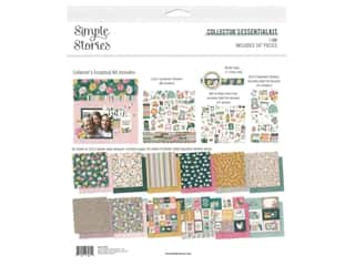 Simple Stories Collection I Am Collector's Essential Kit