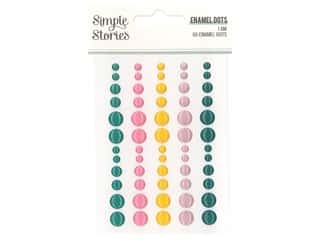 Simple Stories Collection I Am Enamel Dots
