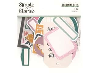 Simple Stories Collection I Am Bits & Pieces Journal