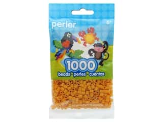 beading & jewelry making supplies: Perler Beads 1000 pc. Honey