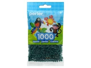 beading & jewelry making supplies: Perler Beads 1000 pc. Forest