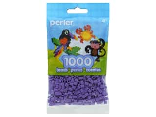 beading & jewelry making supplies: Perler Beads 1000 pc. Iris