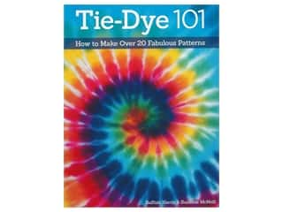 Design Originals Tie-Dye 101 Book