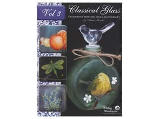 books & patterns: Viking Woodcrafts Classical Glass Volume 3 Book
