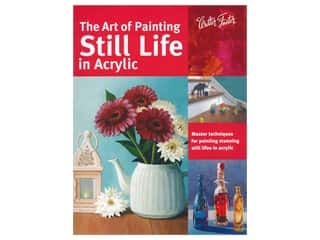 books & patterns: Walter Foster The Art of Painting Still Life In Acrylic Book