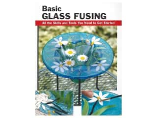 books & patterns: Stackpole Basic Glass Fusing Book
