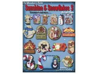 books & patterns: Cabin Crafters Sunshine & Snowflakes 3 Book
