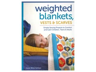 Spring House Press Weighted Blankets, Vests & Scarves Book