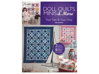 Annie's Doll Quilts, Minis & More Book