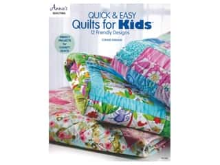 books & patterns: Annie's Quick & Easy Quilts for Kids Book