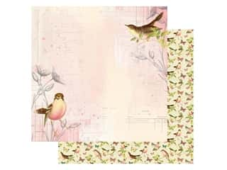 Simple Stories Collection Simple Vintage Garden District Paper12 in. x 12 in. Use Your Wings (25 pieces)