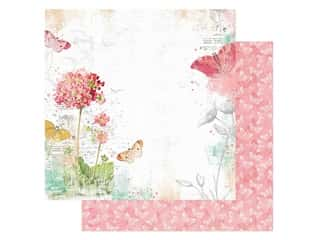Simple Stories Collection Simple Vintage Garden District Paper 12 in. x 12 in. Never Stop Dreaming (25 pieces)