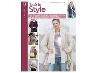 Back In Style Crochet Book