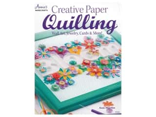 books & patterns: Annie's Creative Paper Quilling Book
