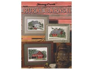 Stoney Creek Collection Rural Barns II Cross Stitch Book