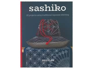 Guild of Master Craftsman Sashiko Book