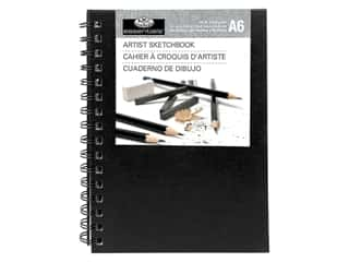 Royal Artist Sketchbook Hardcover A6 Wire Bound