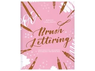 scrapbooking & paper crafts: Batsford Brush Lettering Book