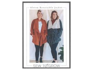 Sew To Grow Alston Reversible Jacket Pattern