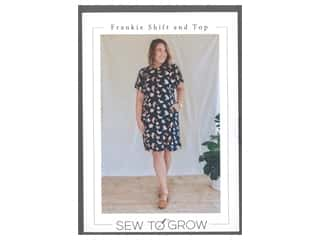 Sew To Grow Frankie Shift And Top Pattern