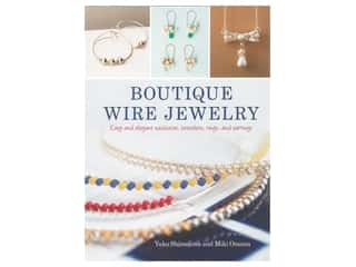 Stackpole Books Boutique Wire Jewelry Book