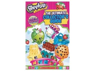 books & patterns: Scholastic Shopkins The Ultimate Collectors Guide Book