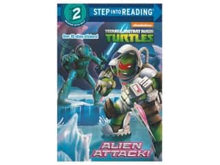 books & patterns: Random House Step Into Reading Step 2 Alien Attack Book