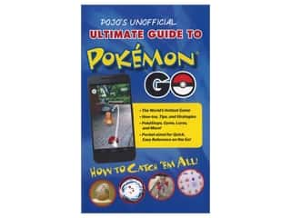 Triumph Pojos Unofficial Ultimate Guide To Pokemon Go Book
