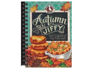 Gooseberry Patch Autumn In A Jiffy Book