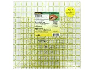 gifts & giftwrap: Omnigrid Square Ruler Value Pack #1 4 pc.