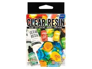 Ranger Essentials Resin Kit Clear