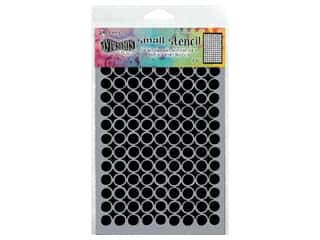 scrapbooking & paper crafts: Ranger Stencil Dylusions Small Martha's Mat