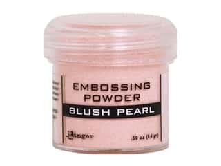 Ranger Embossing Powder .50 oz Pearl Blush