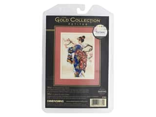 "Dimensions Cross Stitch Kit 5""x 7"" Mai"