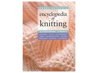 Leisure Arts Donna Kooler's Encyclopedia Of Knitting Book