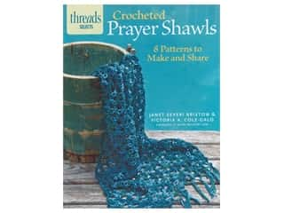 Taunton Press Crocheted Prayer Shawls Book