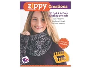 Spring House Press Zippy Loom Creations Book