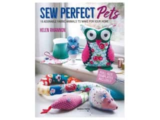 Search Press Sew Perfect Pets Book