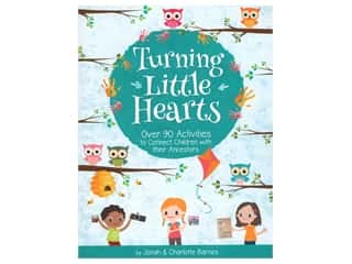 books & patterns: CFI Publishing Turning Little Hearts Book