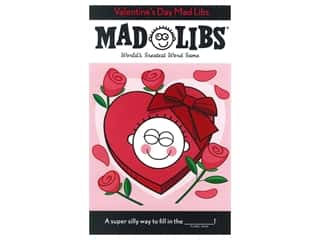 books & patterns: Price Stern Sloan Valentine's Day Mad Libs Book