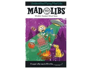 books & patterns: Price Stern Sloan Unidentified Flying Mad Libs Book