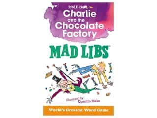 Price Stern Sloan Charlie and the Chocolate Factory Mad Libs Book