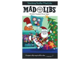 books & patterns: Price Stern Sloan Stocking Stuffer Mad Libs Book
