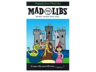 Price Stern Sloan Happily Ever Mad Libs Book