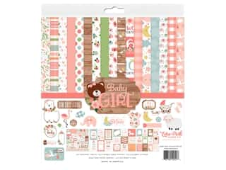 Echo Park Baby Girl Collection Collection Kit in.