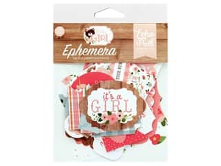 Echo Park Baby Girl Collection Ephemera