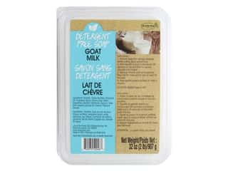 craft & hobbies: Life Of The Party Base Soap Detergent Free 2lb Goat Milk