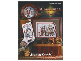 Stoney Creek Christmas Joy Counted Cross Stitch Book