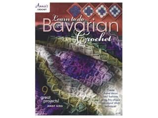 books & patterns: Annie's Learn To Do Bavarian Crochet Book